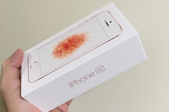 iphone-seに機種変更